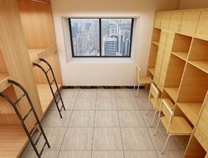 福建公寓床